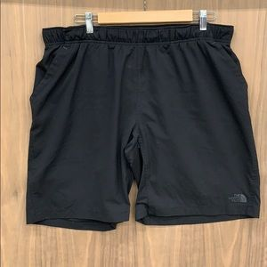 North Face Men's L Shorts with Liner